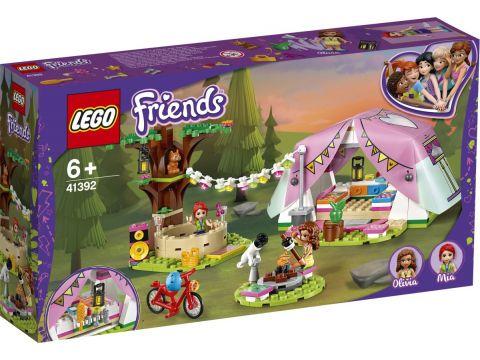 LEGO Friends Κάμπινγκ στη Φύση με Χλιδή