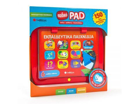 Παιδικό PAD: Εκπαιδευτικά παιχνίδια