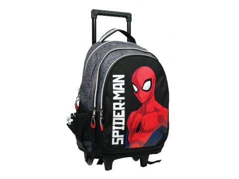 GIM Σακίδιο Trolley Spiderman Armour