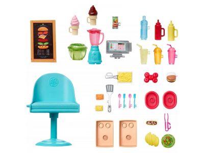 Mattel Barbie Fresh N Fun Food Truck Καντίνα
