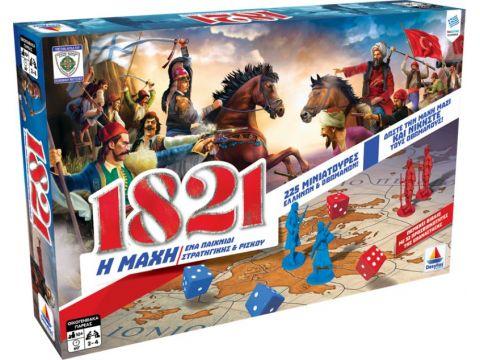 Desyllas Games 1821 Η Μάχη, 100781, 1τμχ